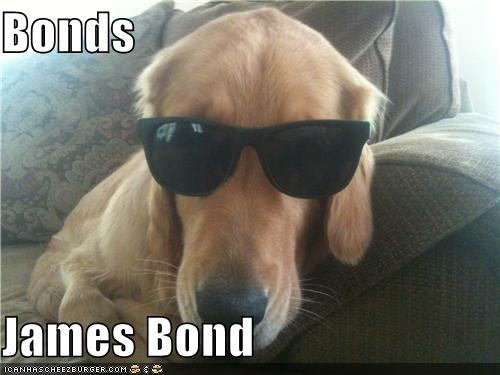 Bonds  James Bond