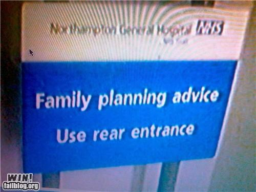 advice,clver,funny,pregnancy,rear,sign