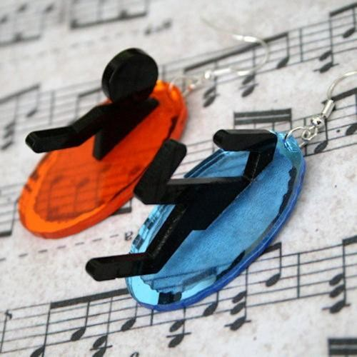 Portal Earrings of the Day