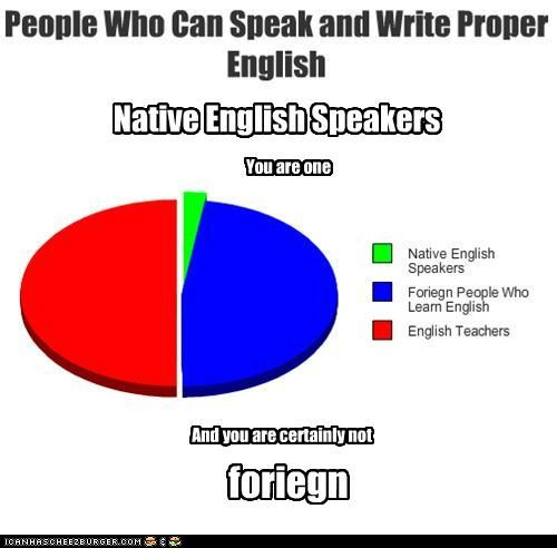 Native English Speakers