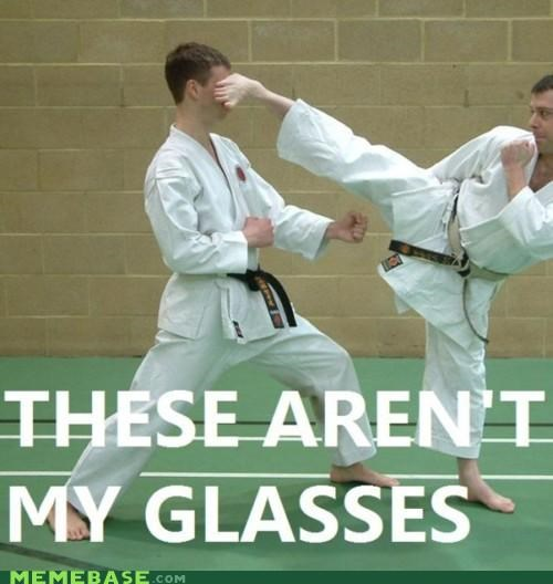 foot,glasses,karate,Memes,smells,weird