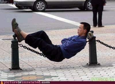 chain,comfortable,nap,wtf