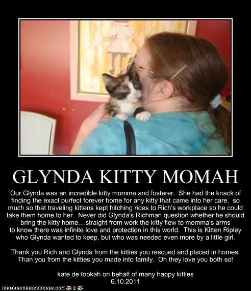 GLYNDA KITTY MOMAH