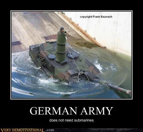 germans,hilarious,subarmarines,tank,wtf