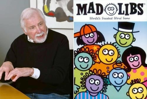 RIP: Leonard B. Stern, Mad Libs Creator, At 88