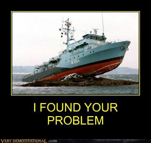 I FOUND YOUR PROBLEM