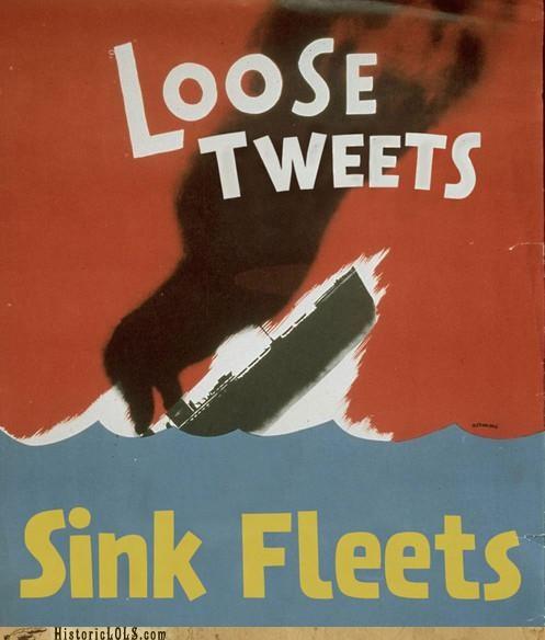 WWIII Propaganda Posters