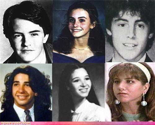 Friends: The High School Years