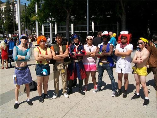 Pokemon Cosplay of the Day