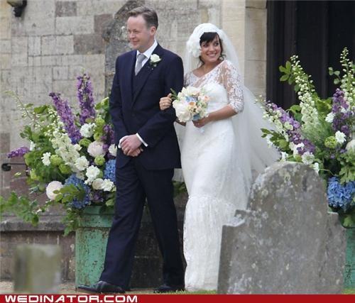 celebrity weddings,funny wedding photos,Lily Allen