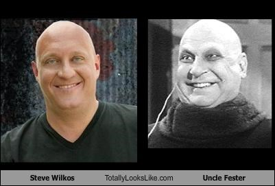 Steve Wilkos Totally Looks Like Uncle Fester