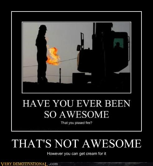 THAT'S NOT AWESOME