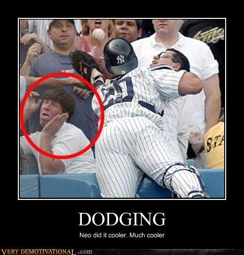 baseball,dodge,hilarious,neo,sports