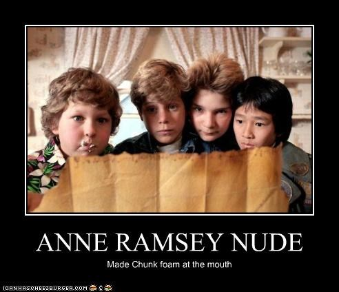 ANNE RAMSEY NUDE