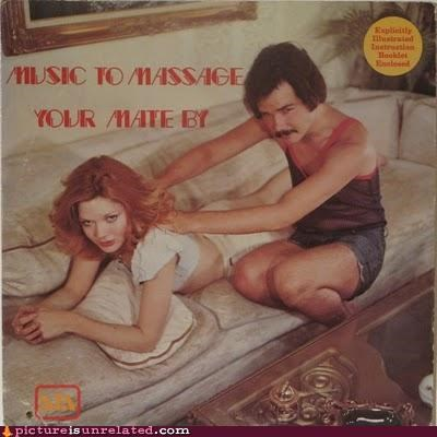 That's Going to Be One HAWT Massage