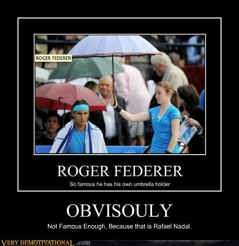 famous,federer,hilarious,Nadal,tennis