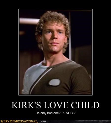 KIRK'S LOVE CHILD