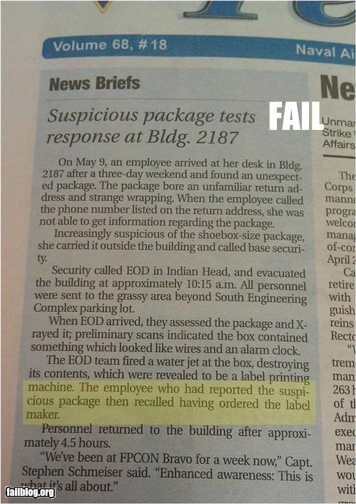 failboat,g rated,headline,mail,news,stupidity