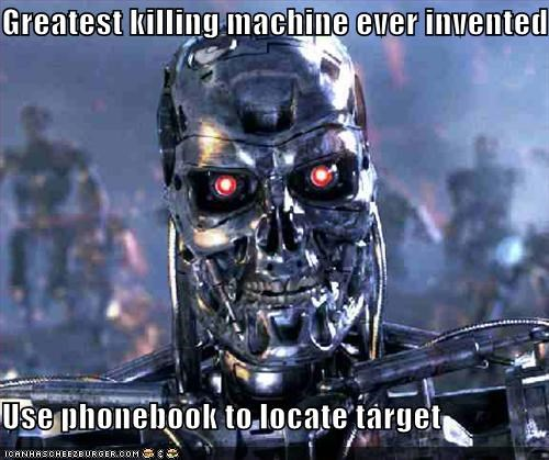 Greatest Killing Machine Ever Invented...
