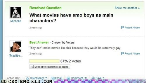 That Is the Best Answer