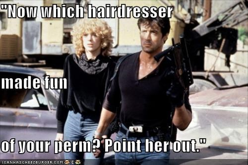 Bad Haircuts Are The Disease. I'm The Cure...