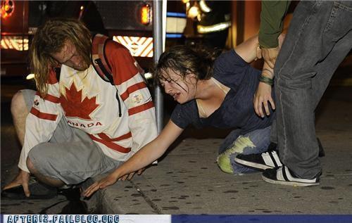 curb,hockey,outside,vancouver