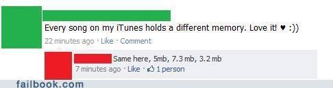 iTunes,memory,nerd,puns,technology