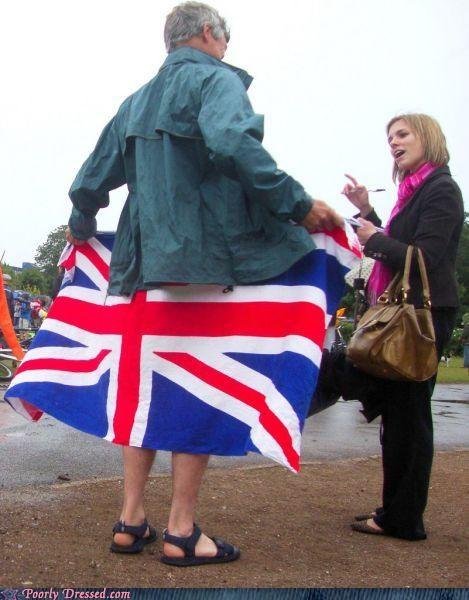 creep,flag,flashing