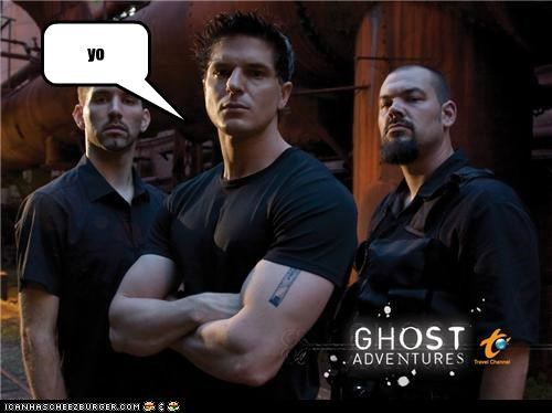 we are the ghost adventure boys!!