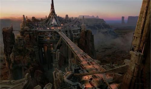 John Carter Concept Art of the Day
