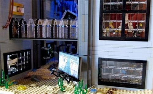 BioShock Lego Masterpiece of the Day