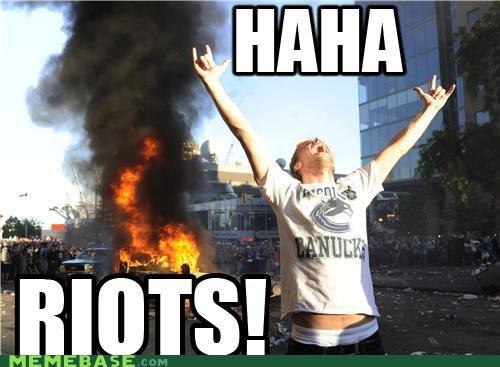 business,Canada,haha,Memes,riots,vancouver