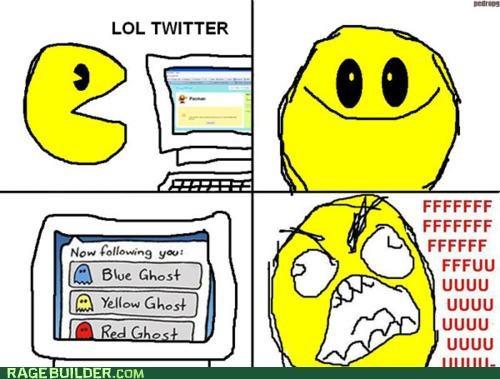 following,pacman,Rage Comics,twitter