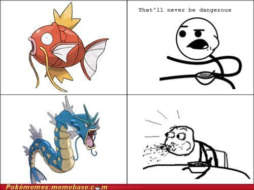 magikarp power