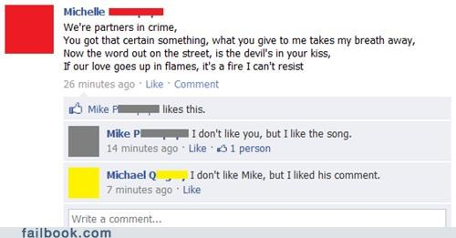 Aerosmith,lol,oh snap,song lyrics,your friends are laughing at you