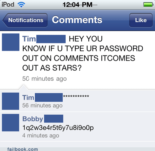 The Password Prank Claims Its First Victim