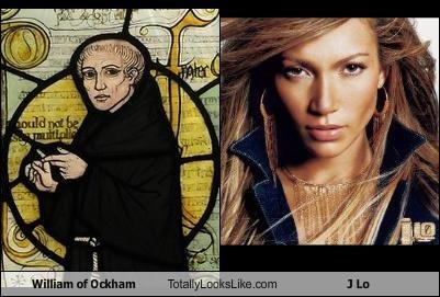 jennifer lopez,William of Ockham