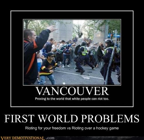 freedom,hilarious,hockey,riot,vancouver