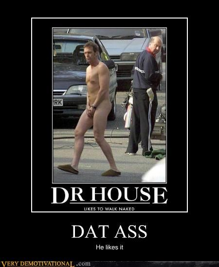 booty,hilarious,hugh laurie,not clothed,wtf