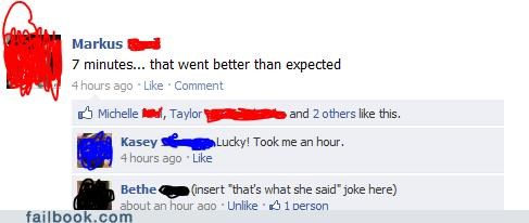 Girls Usually Take Longer