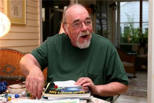 Gary Gygax Memorial News of the Day