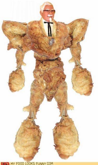 chicken,fried chicken,Kentucky Fried Chicken,kfc,the colonel