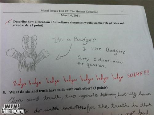 Teacher Response WIN