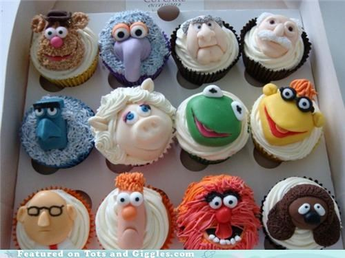 Cupcakes of the Day
