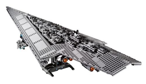 Lego Star Destroyer of the Day