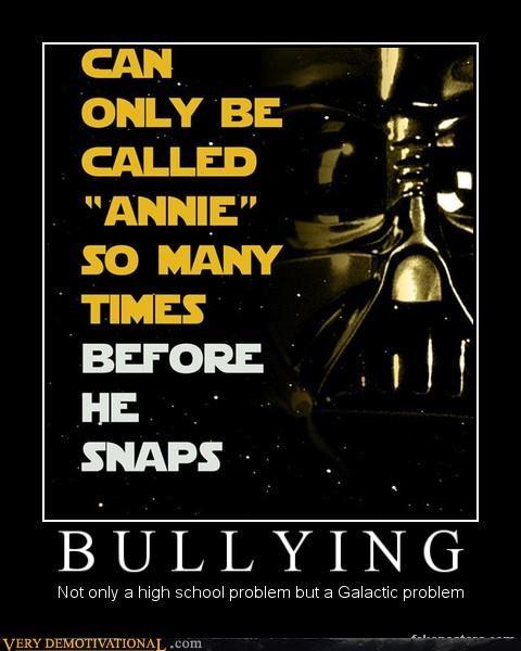 anakin,bullying,darth vader,hilarious