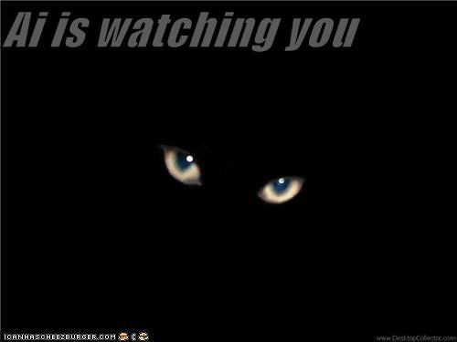 Ai is watching you