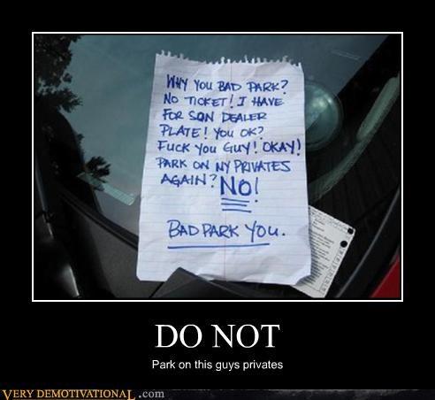 do not,engrish,hilarious,park