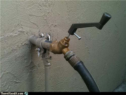You Said It Goes With The Hose Thing Right?