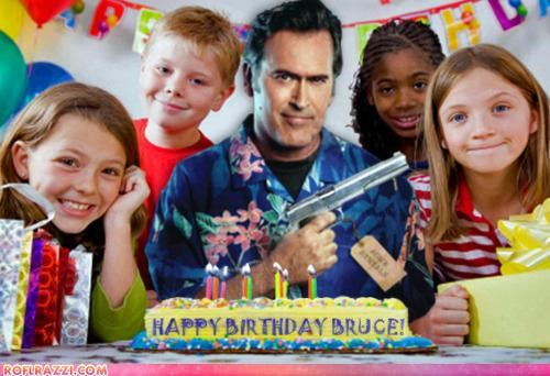 Happy Birthday Bruce Campbell!